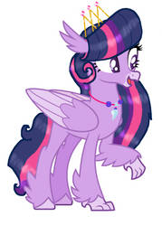MLP hippogriff  Twilight vector by DayDreamSunset23