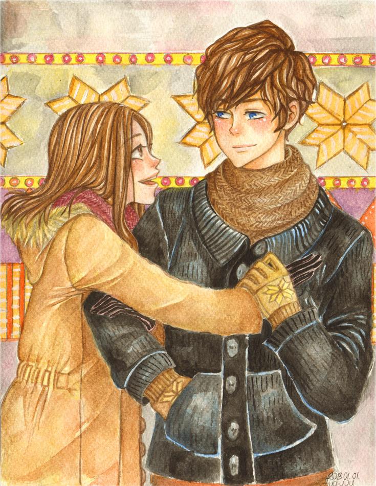 winter by Ayayou