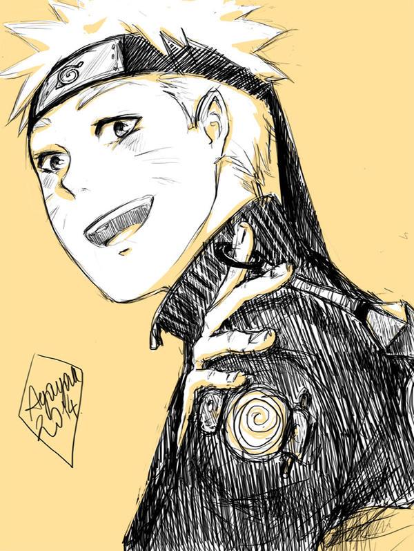 Naruto by Ayayou