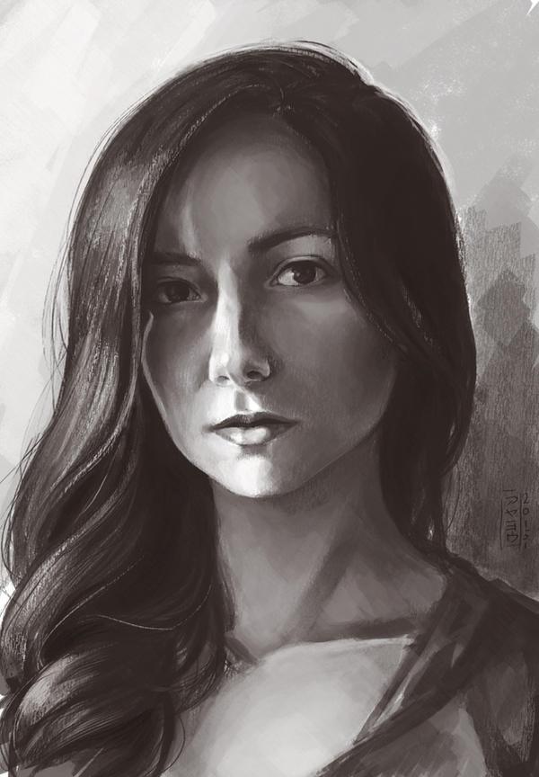 Study draw by Ayayou