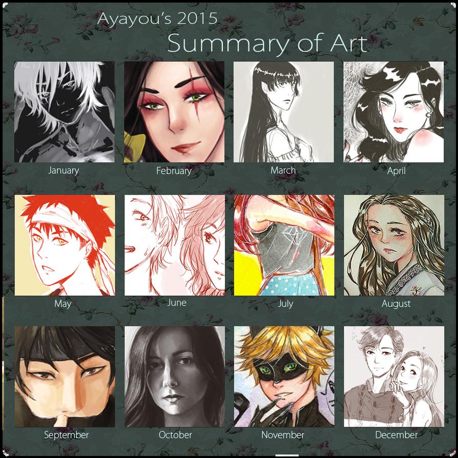 2015SummaryofArt by Ayayou