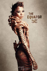 'The Equator' - 1 by erwintirta