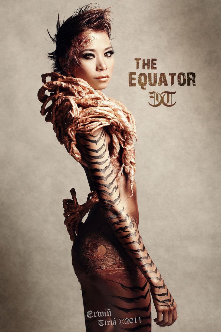 'The Equator' - 1 by erwintirta