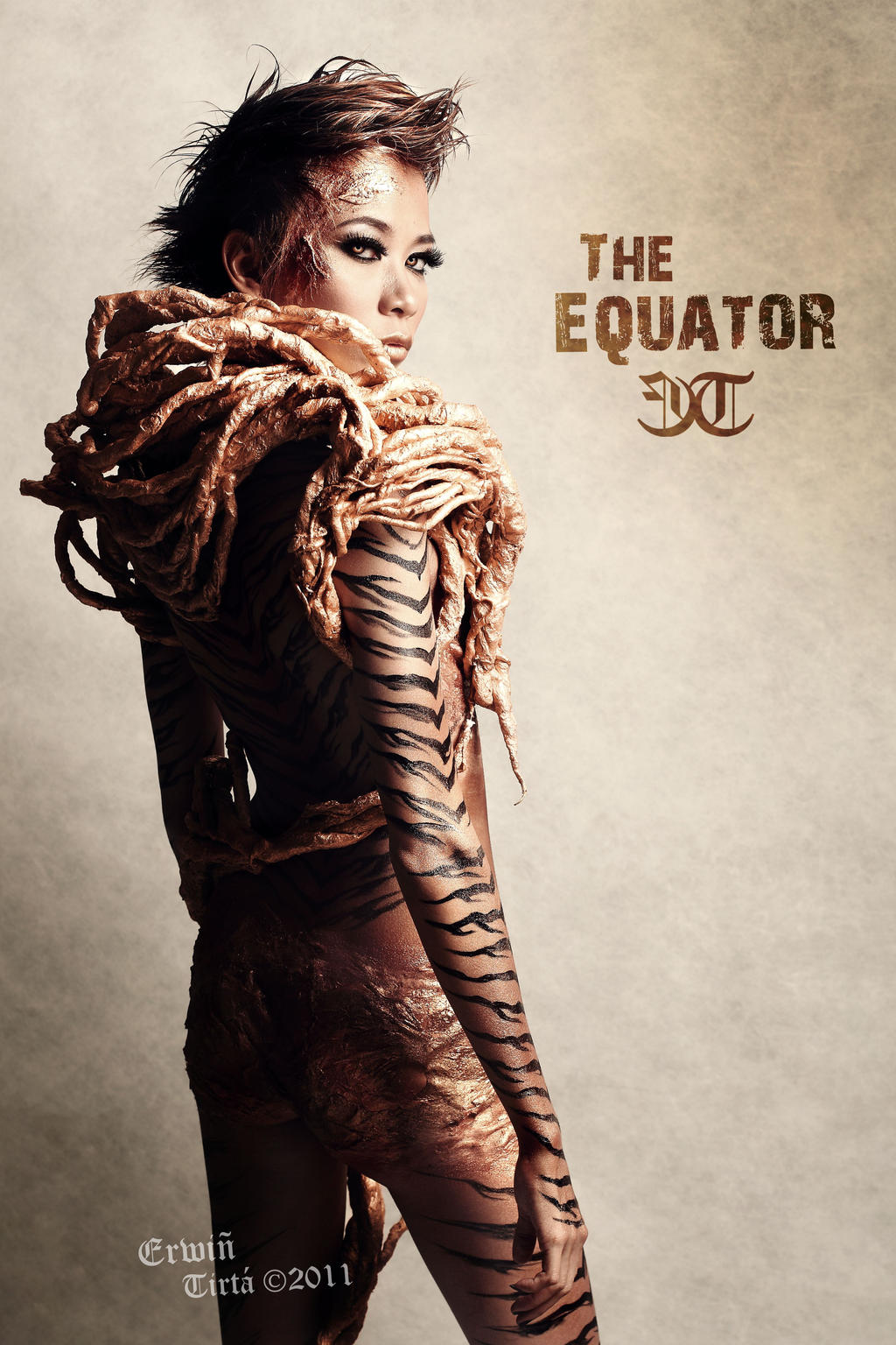 """The Equator"" - 2 by erwintirta"