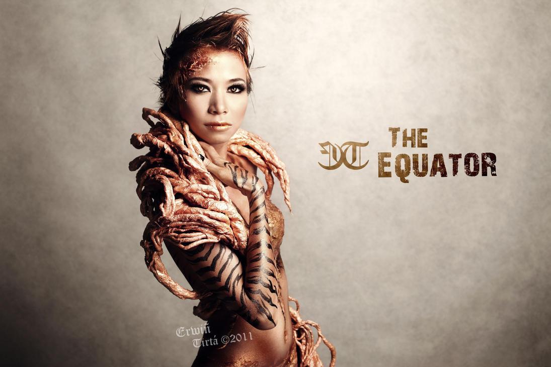 'The Equator' - 3 by erwintirta