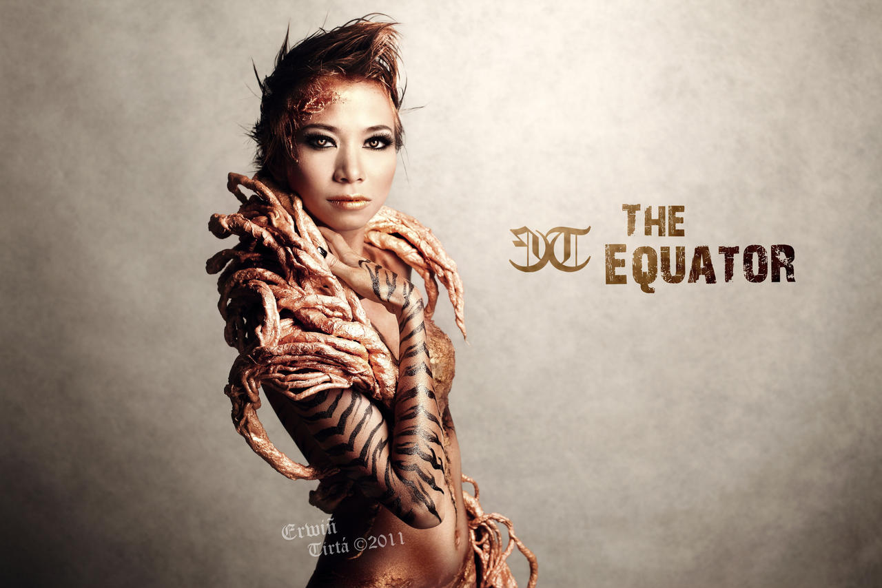 """The Equator"" - 3 by erwintirta"