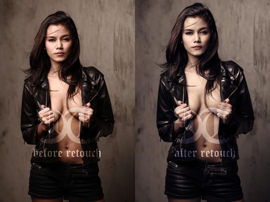 After + Before Retouch 2 by erwintirta