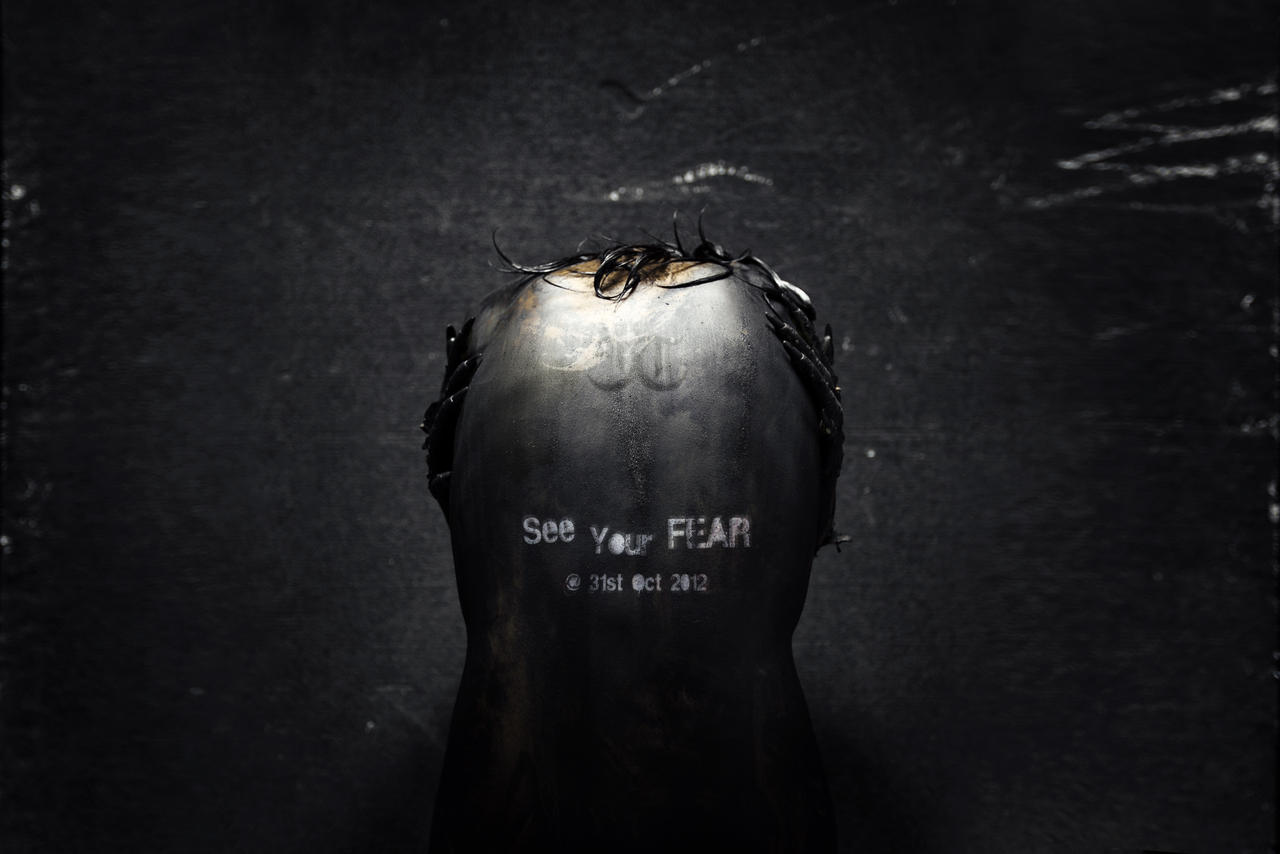 ''See Your Fear'' - Coming Soon by erwintirta