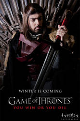 Winter is Coming by Topper-Damned