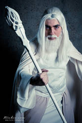 I'm Gandalf the White, and I come back to you now