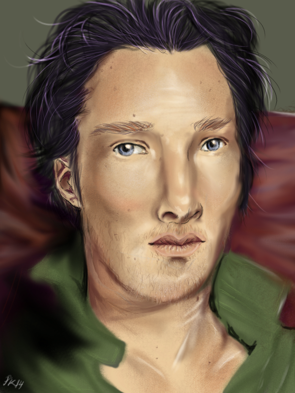 Benedict by SilentWillows