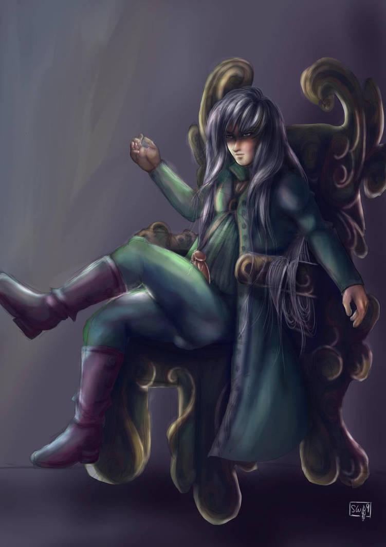 Iris by SilentWillows