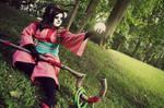 Li Li Stormstout cosplay