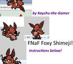 (Five Nights at Freddy's) Foxy Shimeji 'Preview'