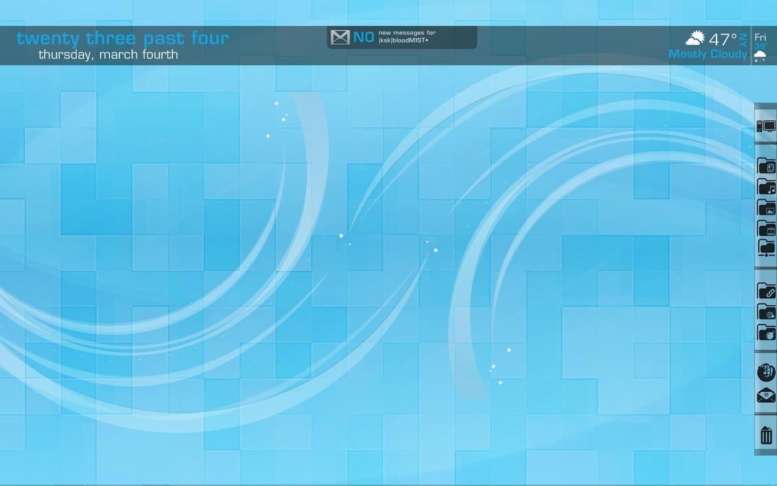 MARCH Desktop by brbk