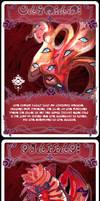 Madoka OC EXTRA: Witch Cards by gomimushi