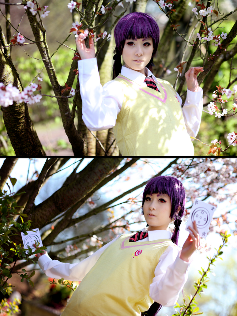 Ao no Exorcist : Cherry Blossoms by gomimushi