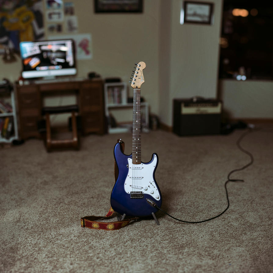 Beloved Strat by markv12