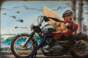 Prodical Daughter by DamianFulton
