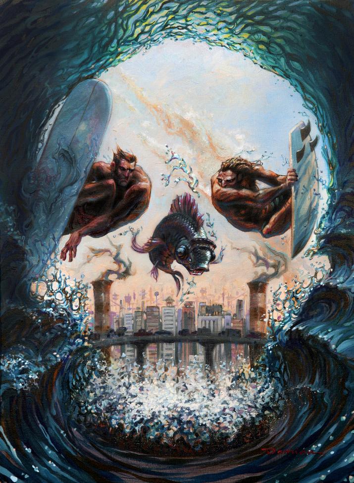 Double barrel by DamianFulton