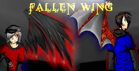 fallen wing entry by SmokinRainbow