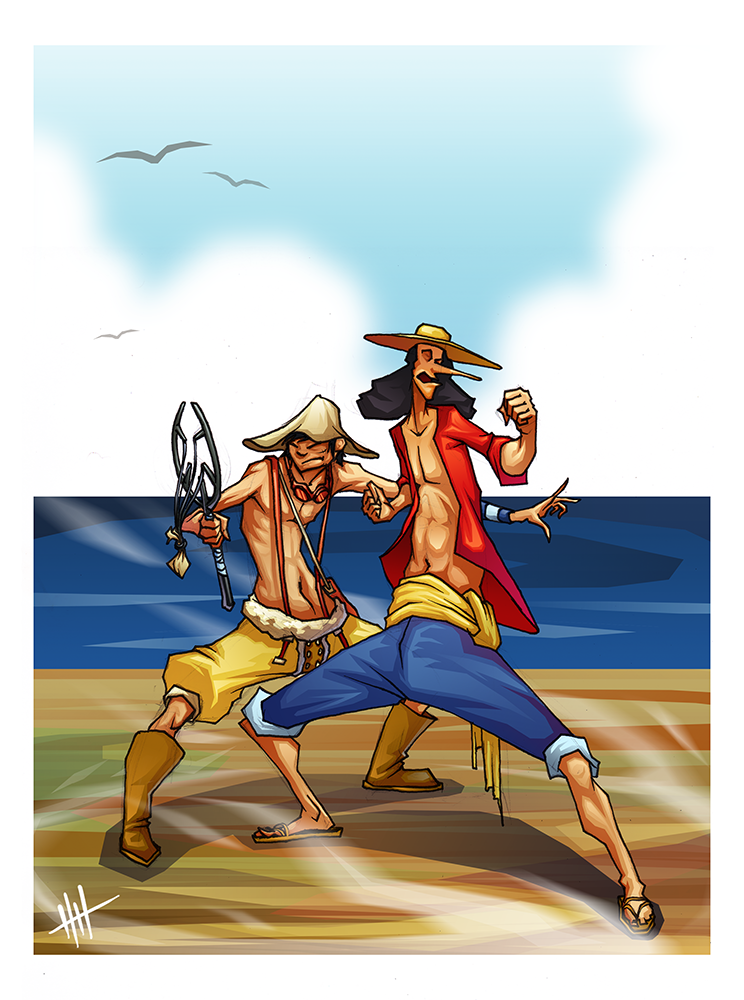 one piece the king of pirates