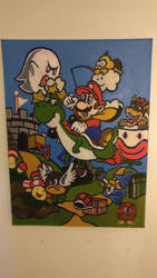 Super Mario World by mattludlam99