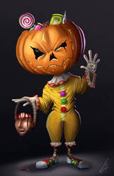 Trick or head by Lal0-90