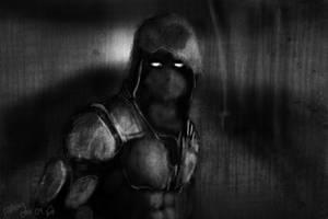 The Assassin by H4V0K1407