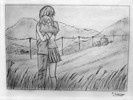 Manga Hug by TheBRStory