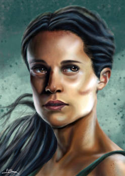 Lara Croft - Tomb Rider