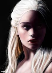 Game of Thrones: Daenerys Targaryen by TheBRStory