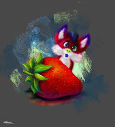 Majira Strawberry by TheBRStory
