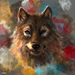 Wolf by TheBRStory