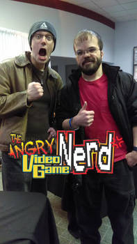 The Angry Video Game Nerd, and Me.