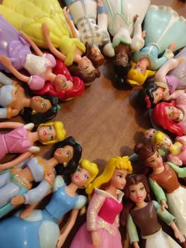 Disney princess Polly Pocket