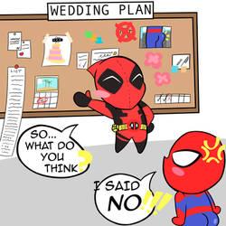 SpiderPool Wedding Plan