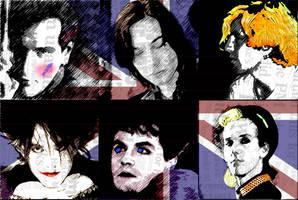 6 Strings of the Banshee by Clockwork-Ripper