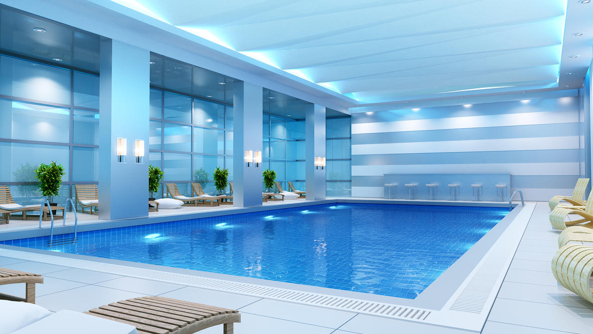 Design Of Swimming Pool magnificent indoor ceiling swimming pool design circly Swimming Pool Design By Tolcha