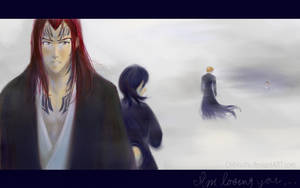 Bleach - I'm losing you... by ChibiSofa