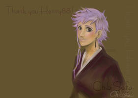 BLEACH- Thank you Henry88 by ChibiSofa