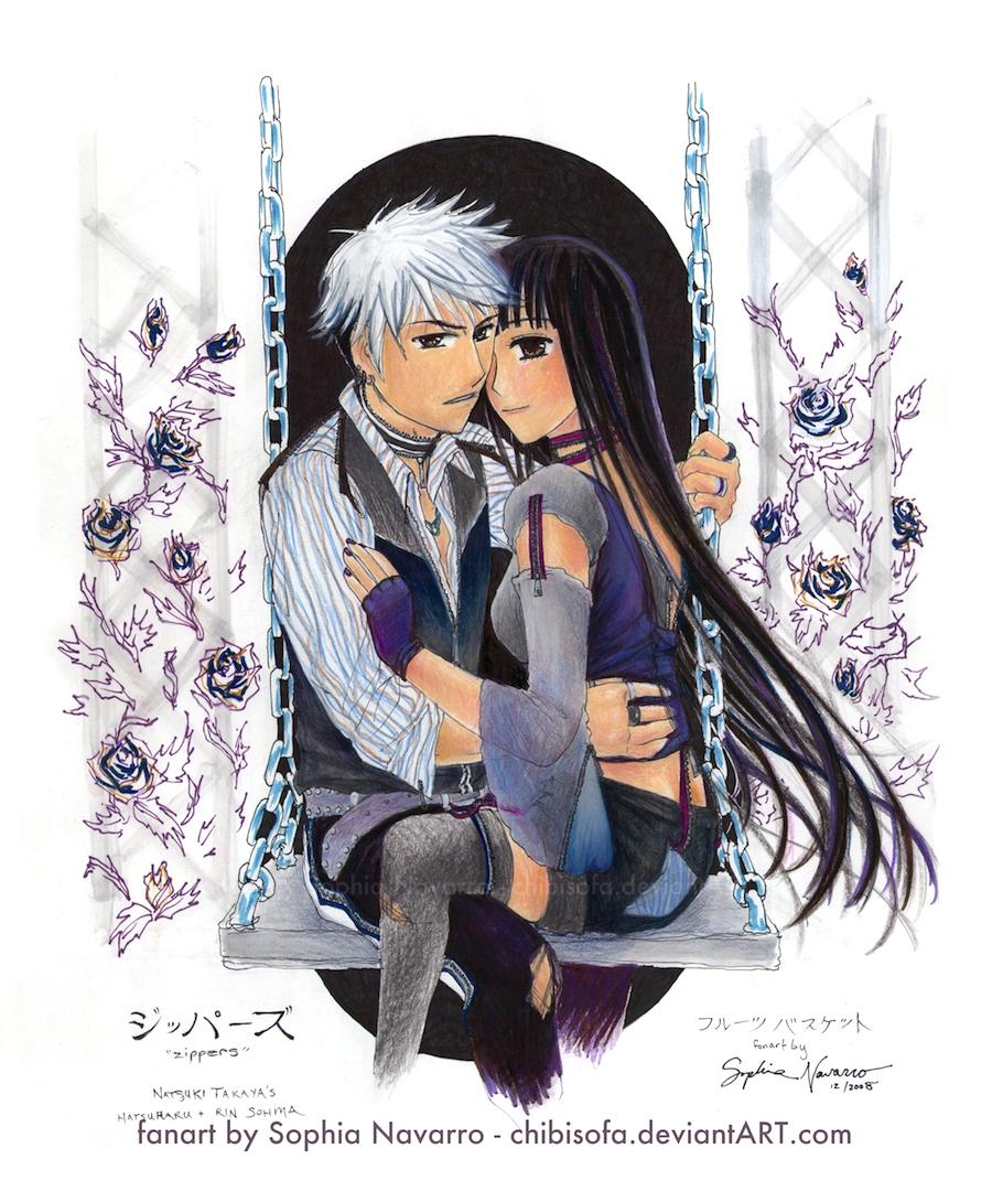 Haru Rin Embrace By Taichikun14 On DeviantArt