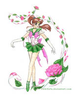 Super Sailor Jupiter by ChibiSofa