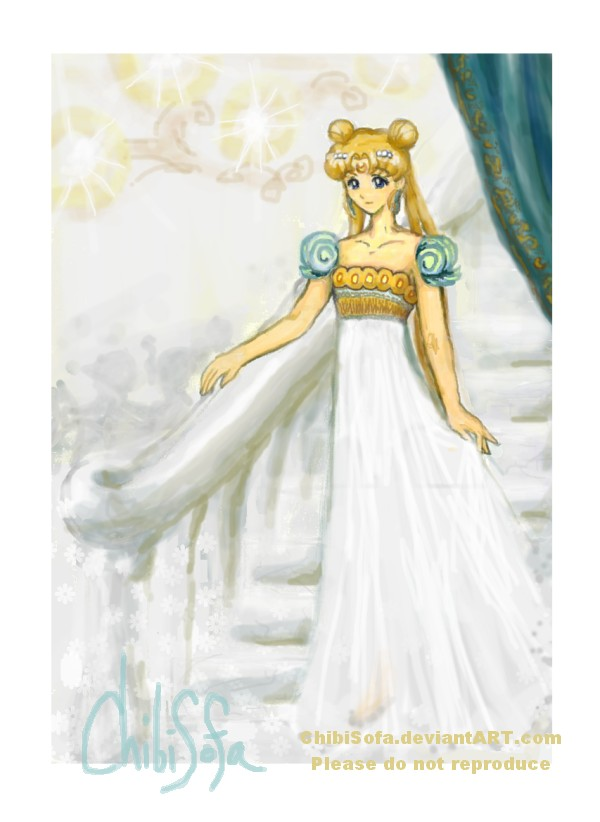 princess serenity and - photo #8