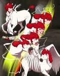 The Beast Seals: Hinoka (Fire Emblem Fates TF)