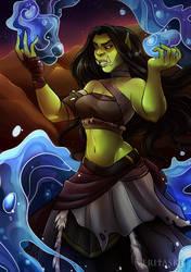 Rhonya Steelheart by Veritasket