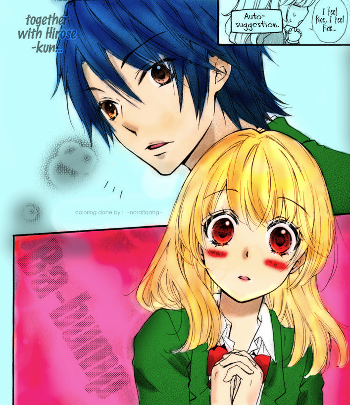 Hiyokoi Wallpaper Hiyokoi manga c...