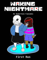 Waking Nightmare - Part One Cover by IBB