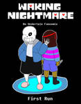 Waking Nightmare - Part One Cover