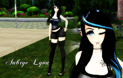 [MMD OC] Aubrye Lynn ReDone